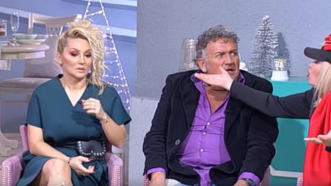Posvađale se Goca Tržan i Nada Topčagić: 'Kr**ali ste se u komunama! Tišinčina!' Video