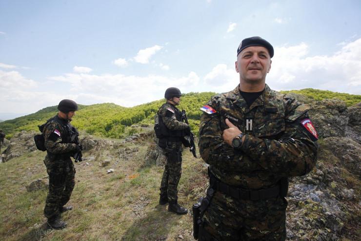 Komandat Žandarmerije Goran Dragović