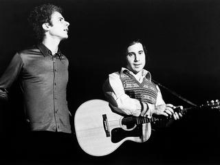 Simon and Garfunkel at Carnegie Hall