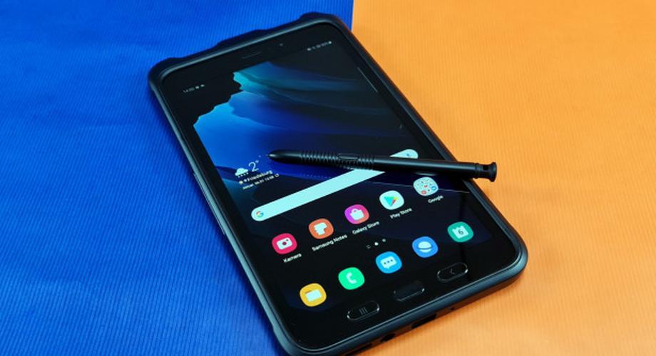 Samsung Galaxy Tab Active 3 im Test: Wasserdicht und hart