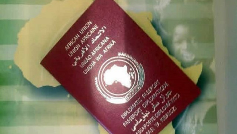 Unified passport for all African citizens