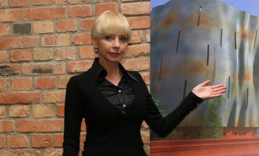 Grażyna Kulczyk.