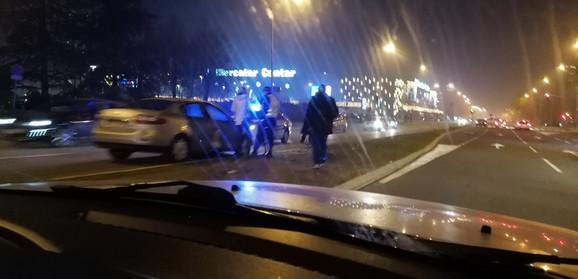 Strašne scene sa mesta nesreće