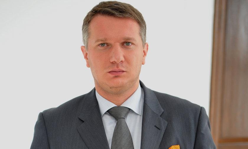 Przemysław Wipler, posełniezrzeszony i członek Kongresu Nowej Prawicy