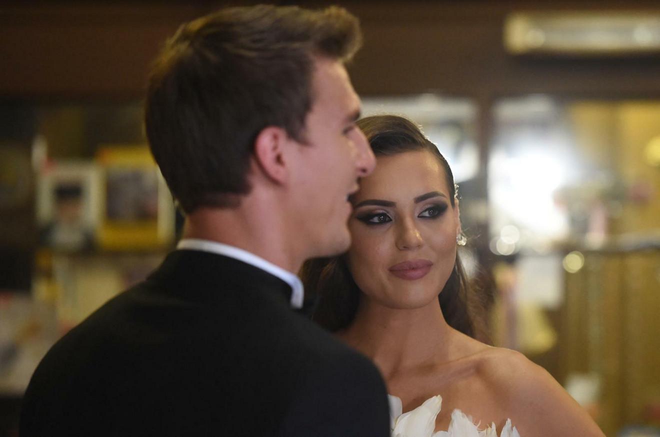 Anja Valente sa suprugom Hugoom Valenteom
