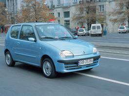 Fiat Seicento 1.1 w teście 20 tys. km (z archiwum Auto Świata)