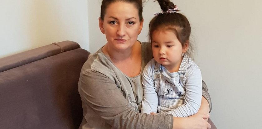 Ratując córeczkę, została ciężko ranna. Mama-bohaterka walczy o zdrowie