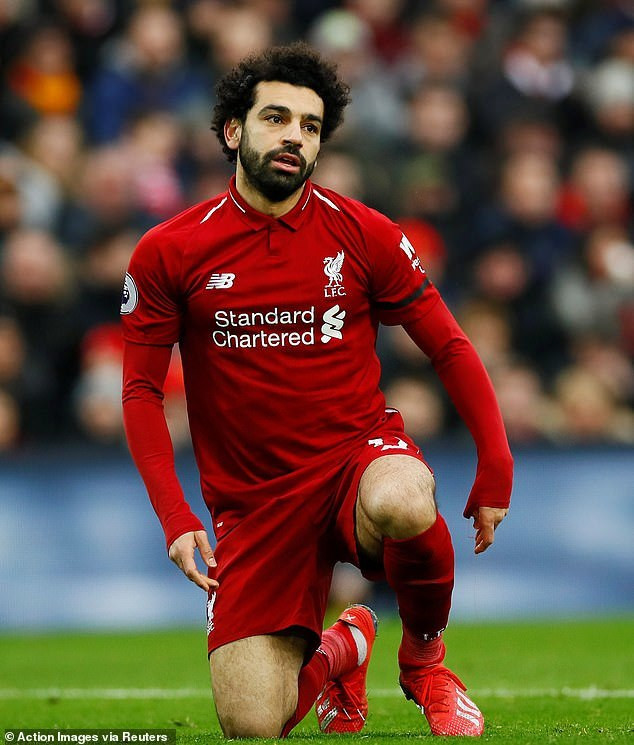 Mohamed Salah has been in good form for Liverpool this season