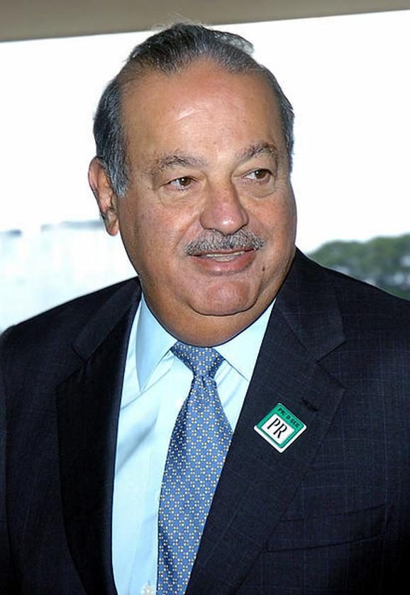 Karlos Slim