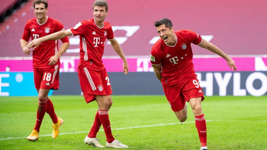 Robert Lewandowski, Bayern Monachium