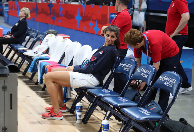 Ana Dabović u razgovoru sa doktorkom