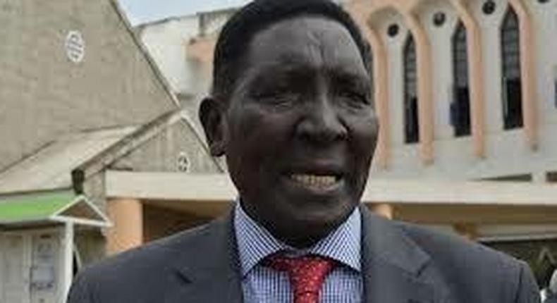 Politician Lawrence Nginyo Kariuki is dead