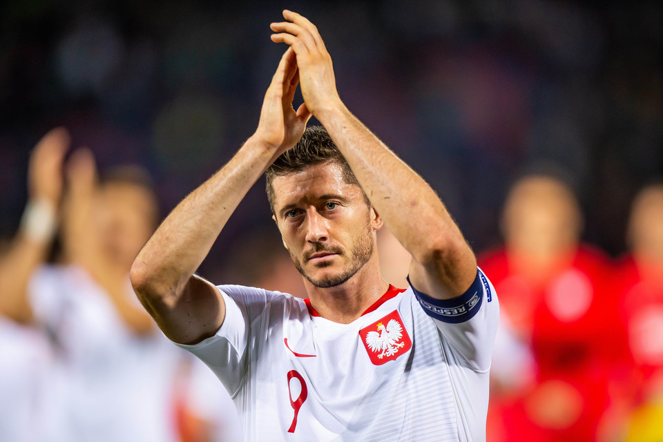 18. Robert Lewandowski (106)