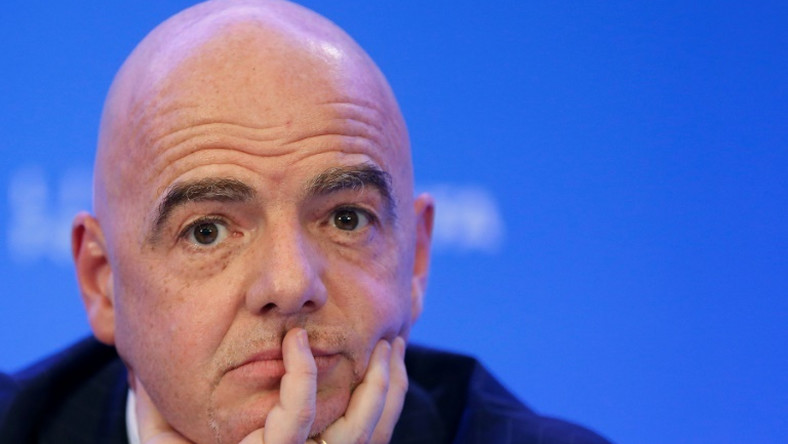 FIFA President Gianni Infantino pressed hard for a 48-team 2022 World Cup