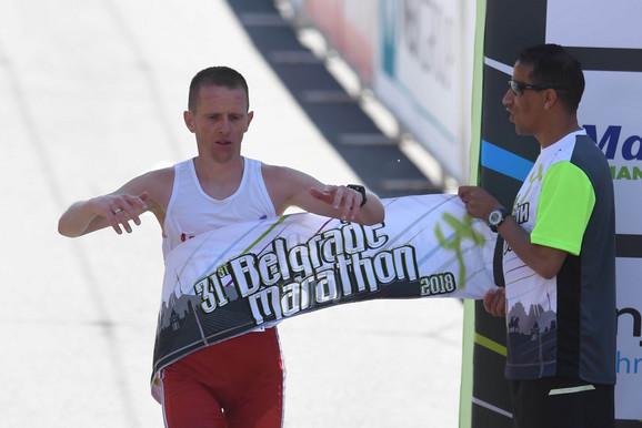 Pobednik bez nagrade: Kristijan Stošić