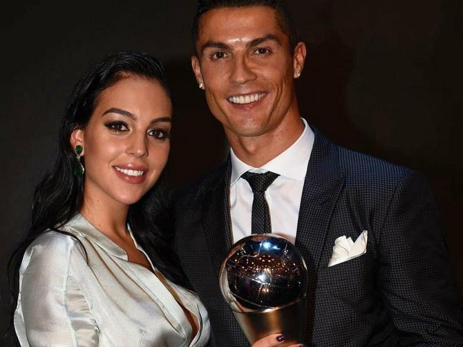 Ronaldo i Georgina odabrali ime za ćerku: Kako vam se čini OVAJ SPOJ?