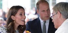 Mina księżnej Kate nie wymaga komentarza. Była zachwycona!
