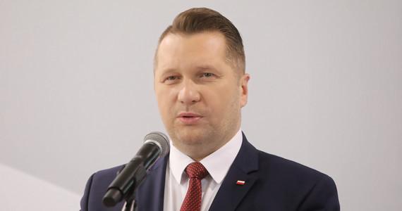 Strajk kobiet: Przemysław Czarnek: mam nadzieję, że nie będzie już ...