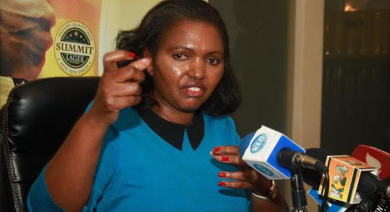 I will not surrender to police, I was not given a summons - Keroch Breweries owner Tabitha Karanja responds after DPP ordered her arrest over Sh14 billion tax evasion