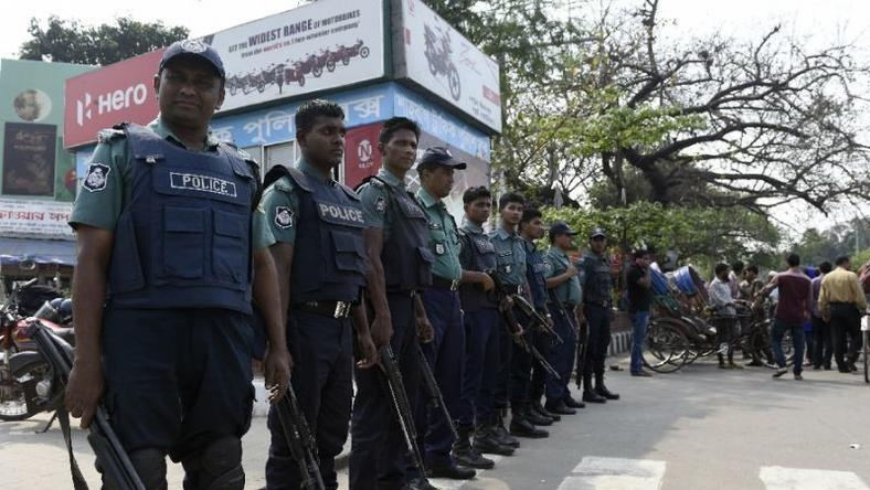 Bangladesh police kill five suspected militants amid crackdown