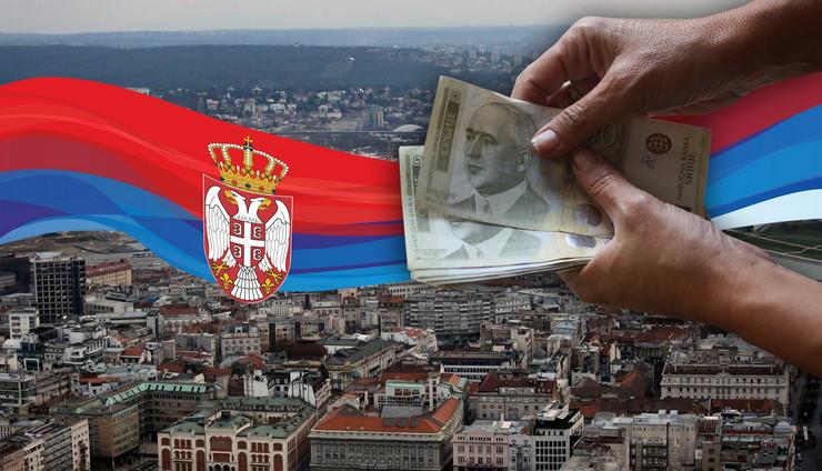 beograd srbija ekonomija kombo v2 RAS Oliver Bunic Mladen Surjanac shutterstock
