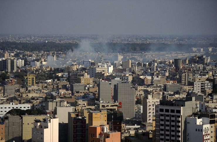Žestoke borbe u libijskoj prestonici Tripoliju