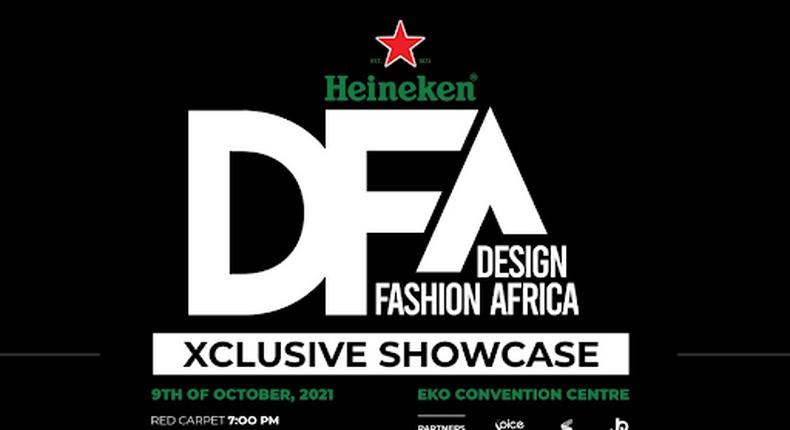 Heineken hosts Design Fashion Africa.