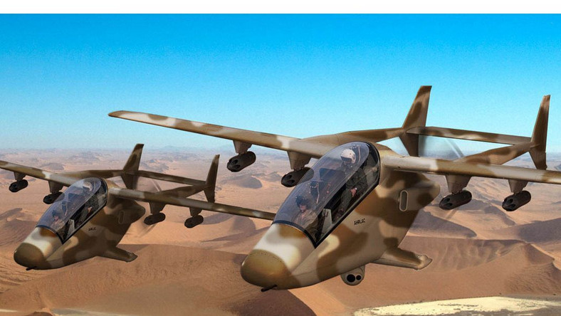 AHRLAC - lekki samolot rozpoznawczy dużej wydajności