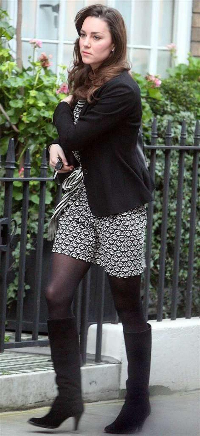 Oto jak schudła Kate Middleton