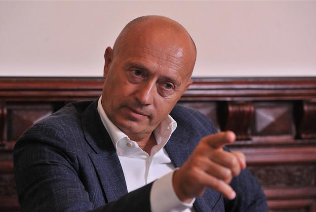 """Miodrag Kostić, vlasnik MK grupe u čijem sastavu je i """"MK  Fintel Wind"""""""