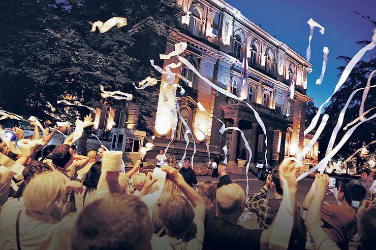protest jedan od pet miliona
