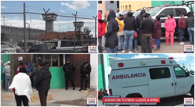 Fudbal u meksičkom zatvoru