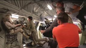 """Tom Cruise w kaskaderskich scenach na planie """"Mumii"""": zobacz materiał zza kulis"""