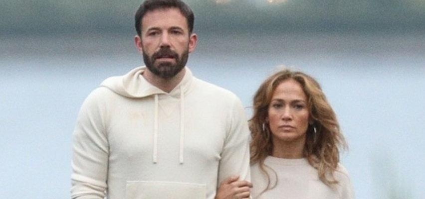 Jennifer Lopez została zapytana o związek z Benem Affleckiem. Piosenkarka szybko zmieniła temat