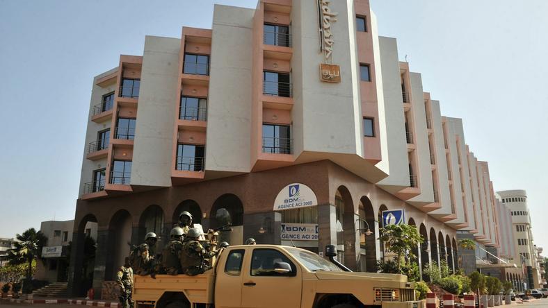 W listopadzie 2015 roku doszło do podobnego ataku na hotel Radisson Blu w Bamako (na zdjęciu)