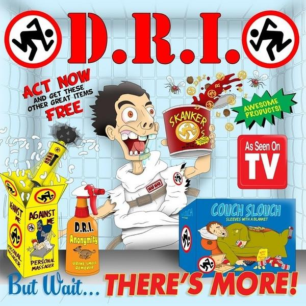 "D.R.I. – ""But Wait... There's More!"" EP"