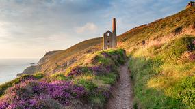 Kornwalia - dziki półwysep Wielkiej Brytanii