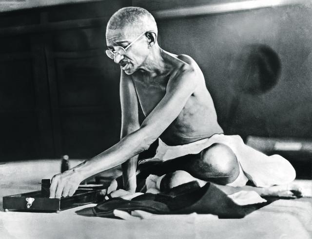 Mahmatma Gandi