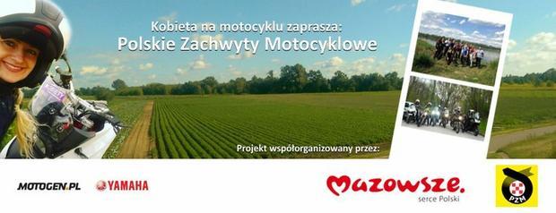 Polskie Zachwyty Motocyklowe Ani Jackowskiej