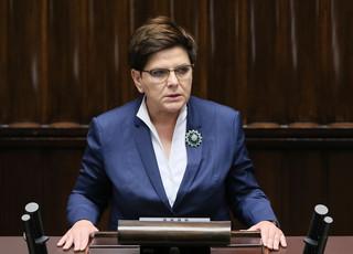 Premier: Rząd RP zrobi wszystko, żeby życie ludzkie chronić