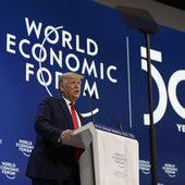 """""""Kina je bila nepravedna prema Americi dok NISAM JA DOŠAO"""": Tramp govorio u Davosu, nekoliko sati uoči SUĐENJA U SENATU"""