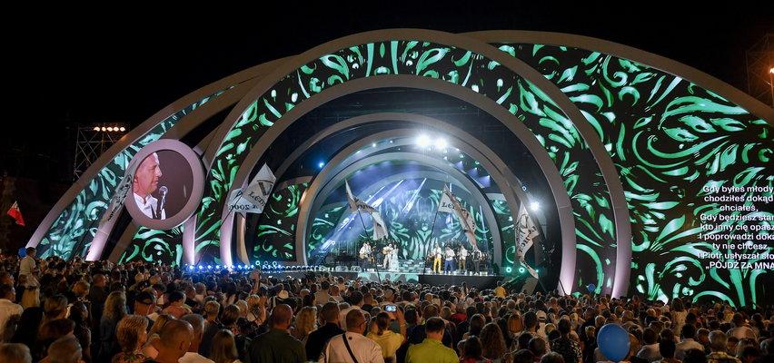Festiwal Muzyki Chrześcijańskiej. Tłum gwiazd zaśpiewał w TVP ulubione hity Jana Pawła II
