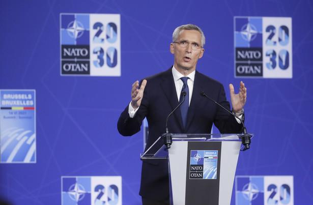 Sekretarz Generany NATO, Jens Stoltenberg