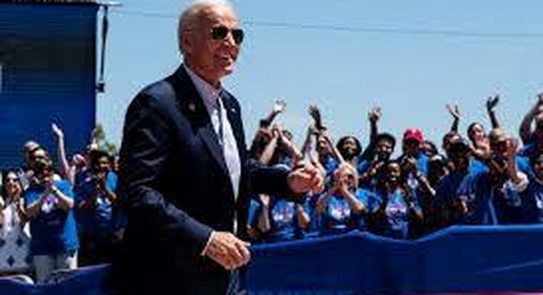 The bro-iness of Joe Biden
