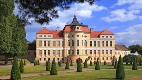 Pałac w Rogalinie po renowacji - otwarty dla zwiedzających