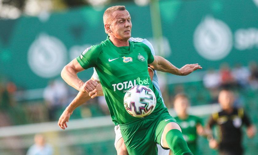 Kuzimski zapewnił Warcie trzy punkty