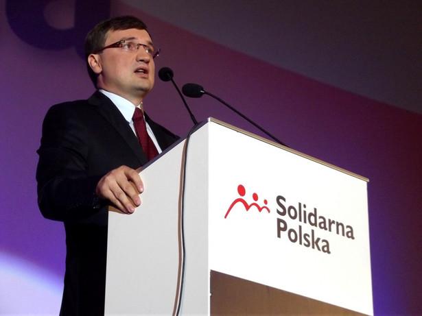 Zbigniew Ziobro. Fot. DrabikPany