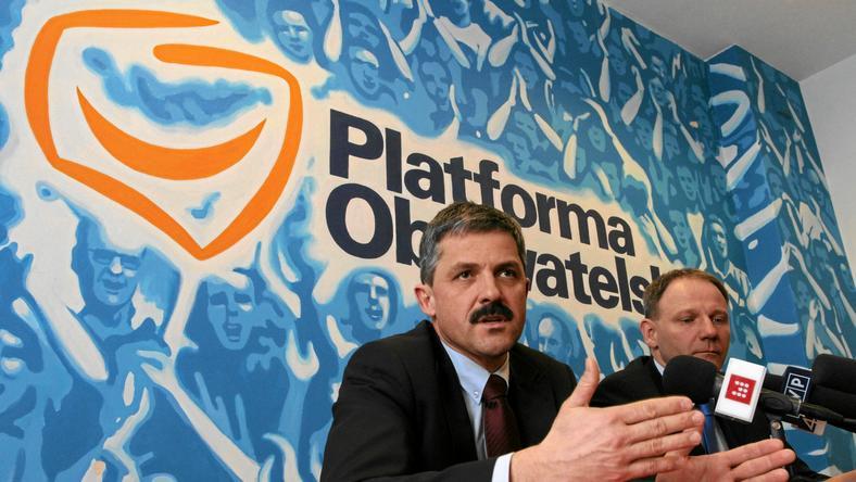 Piotr Kruczkowski, fot. Maciej Świerczyński / Agencja Gazeta