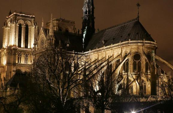 Bogorodična crkva u Parizu