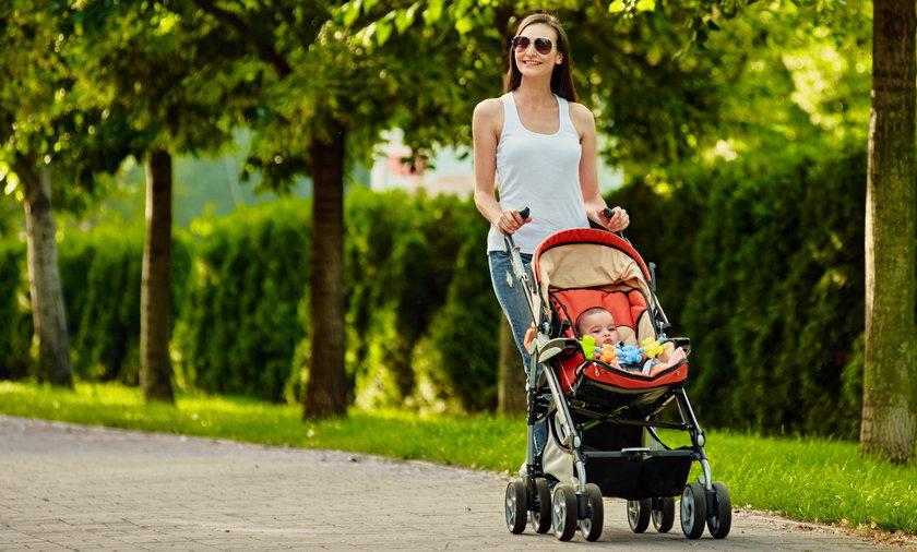 Jaki wózek spacerowy wybrać dla dziecka? Podpowiadamy!